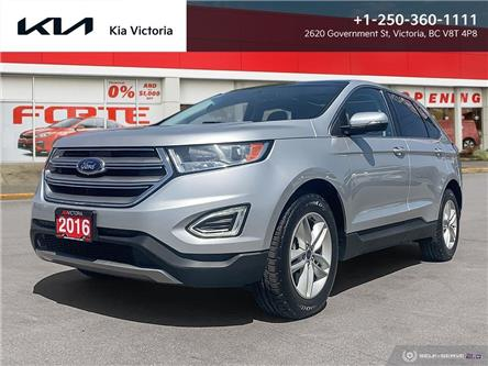 2016 Ford Edge SEL (Stk: A1866) in Victoria - Image 1 of 24