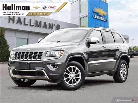 2016 Jeep Grand Cherokee Limited (Stk: 21469A) in Hanover - Image 1 of 28