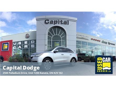 2014 Acura MDX Technology Package (Stk: L00387C) in Kanata - Image 1 of 28