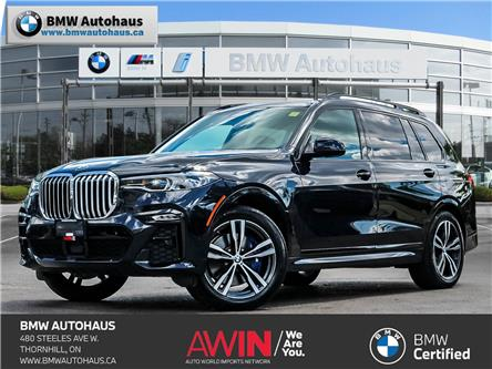2021 BMW X7 xDrive40i (Stk: P10570) in Thornhill - Image 1 of 36