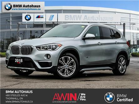 2018 BMW X1 xDrive28i (Stk: P10598) in Thornhill - Image 1 of 29