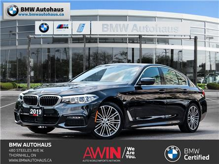 2019 BMW 530i xDrive (Stk: P10607) in Thornhill - Image 1 of 31