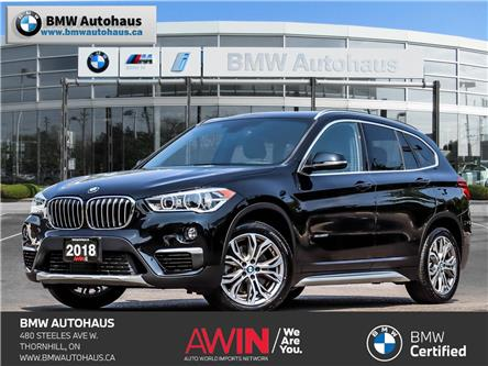 2017 BMW X1 xDrive28i (Stk: P10688) in Thornhill - Image 1 of 24