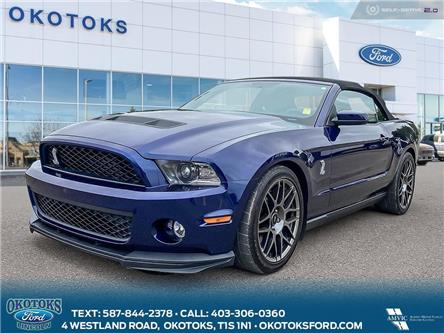 2012 Ford Shelby GT500 Base (Stk: B84199) in Okotoks - Image 1 of 25