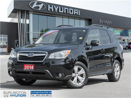 2014 Subaru Forester 2.5i Touring Package (Stk: N3165A) in Burlington - Image 1 of 23
