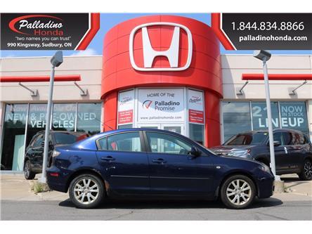 2008 Mazda Mazda3  (Stk: BC0175W) in Greater Sudbury - Image 1 of 18