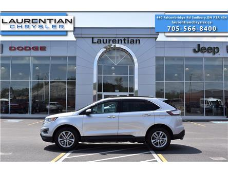 2018 Ford Edge SEL (Stk: 21289B) in Greater Sudbury - Image 1 of 29