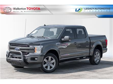 2019 Ford F-150 Lariat (Stk: 21257A) in Kincardine - Image 1 of 17