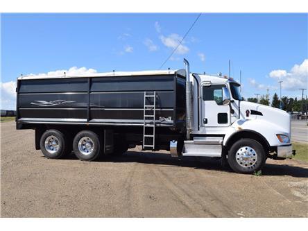2019 Kenworth T440 Tandem Grain Truck T440 (Stk: M7656A) in Watrous - Image 1 of 30