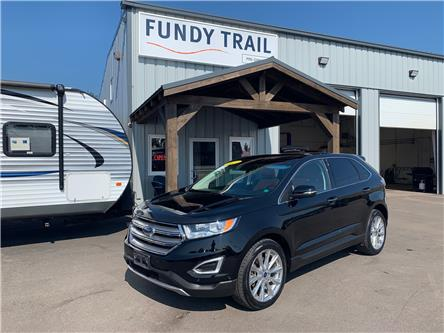 2017 Ford Edge Titanium (Stk: 21239a) in Sussex - Image 1 of 12