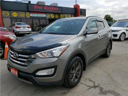 2014 Hyundai Santa Fe Sport 2.4 Luxury (Stk: 186350) in Toronto - Image 1 of 17