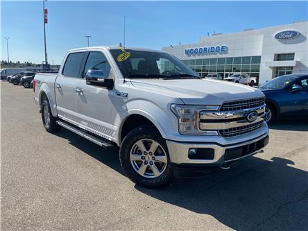 2018 Ford F-150 Lariat (Stk: M-1322A) in Calgary - Image 1 of 25