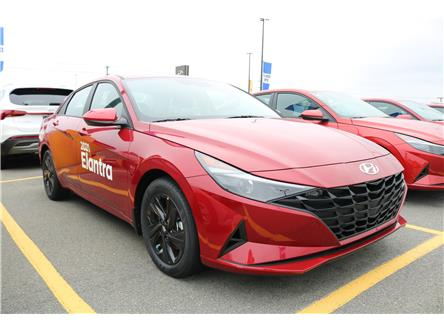 2021 Hyundai Elantra Preferred (Stk: 12913) in Saint John - Image 1 of 5