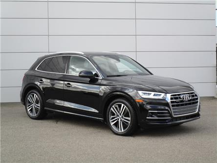 2018 Audi Q5 2.0T Technik (Stk: 2102181) in Regina - Image 1 of 34