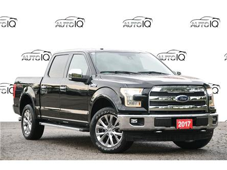 2017 Ford F-150 Lariat (Stk: 21F3820A) in Kitchener - Image 1 of 23