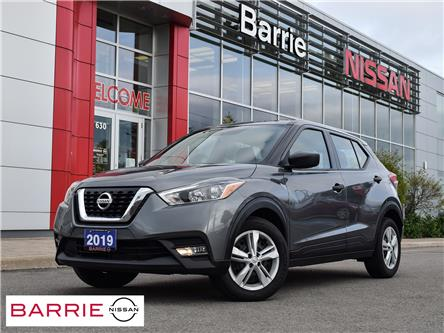 2019 Nissan Kicks S (Stk: P4827A) in Barrie - Image 1 of 25