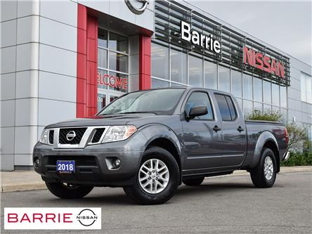 2018 Nissan Frontier  (Stk: P4870) in Barrie - Image 1 of 24