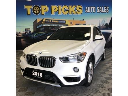 2018 BMW X1 xDrive28i (Stk: H33642) in NORTH BAY - Image 1 of 30