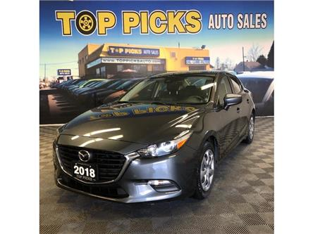 2018 Mazda Mazda3 GX (Stk: 175342) in NORTH BAY - Image 1 of 25