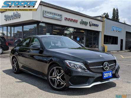 2016 Mercedes-Benz C-Class Base (Stk: 36928) in Waterloo - Image 1 of 30
