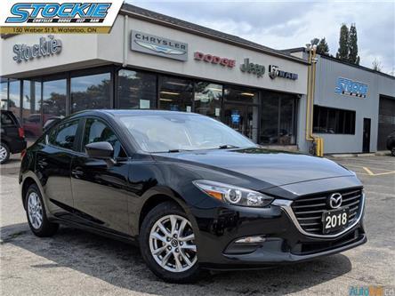 2018 Mazda Mazda3 SE (Stk: 36953) in Waterloo - Image 1 of 29
