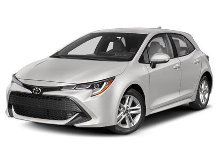 2021 Toyota Corolla Hatchback Base (Stk: N40809) in St. Johns - Image 1 of 9