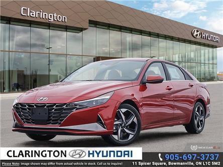 2021 Hyundai Elantra Ultimate (Stk: 20988) in Clarington - Image 1 of 24