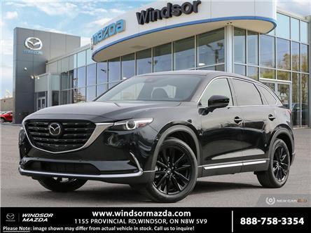 2021 Mazda CX-9 Kuro Edition (Stk: C933937) in Windsor - Image 1 of 22
