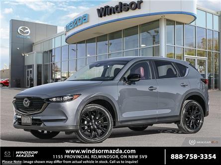 2021 Mazda CX-5 Kuro Edition (Stk: C538688) in Windsor - Image 1 of 23