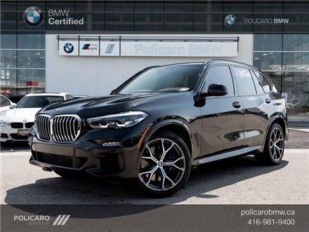 2019 BMW X5 xDrive40i (Stk: L07935P) in Brampton - Image 1 of 22