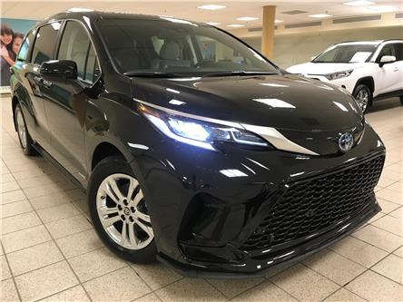 2021 Toyota Sienna XSE 7-Passenger (Stk: 211143) in Calgary - Image 1 of 20