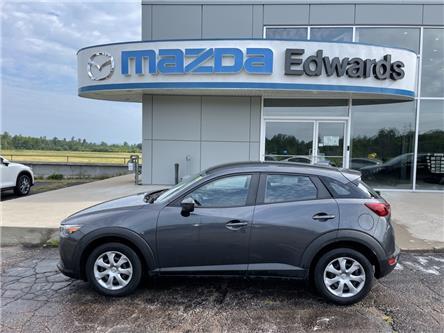 2016 Mazda CX-3 GX (Stk: 22775) in Pembroke - Image 1 of 17