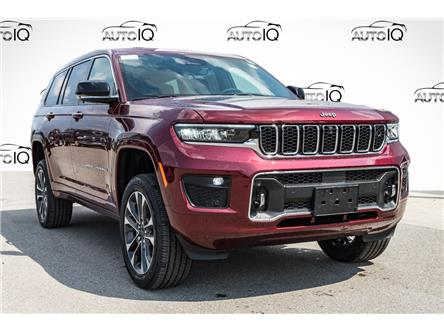 2021 Jeep Grand Cherokee L Overland (Stk: 45027) in Innisfil - Image 1 of 26