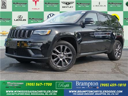 2019 Jeep Grand Cherokee Overland (Stk: 21498A) in Mississauga - Image 1 of 27