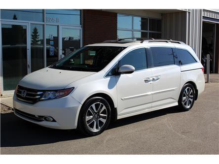 2016 Honda Odyssey Touring (Stk: 513457) in Saskatoon - Image 1 of 30
