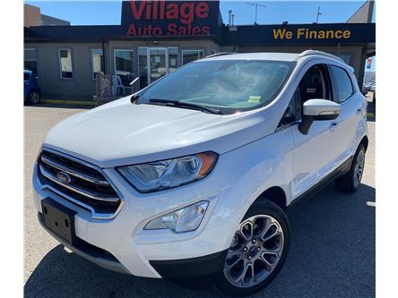 2018 Ford EcoSport Titanium (Stk: P38467) in Saskatoon - Image 1 of 22