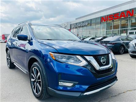 2017 Nissan Rogue SL Platinum (Stk: N2131A) in Thornhill - Image 1 of 22