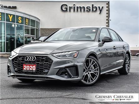 2020 Audi A4 2.0T Progressiv (Stk: U5234) in Grimsby - Image 1 of 32