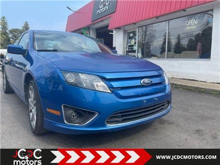 2012 Ford Fusion SEL (Stk: ) in Cobourg - Image 1 of 17