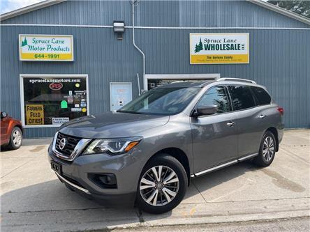 2019 Nissan Pathfinder SV Tech (Stk: 94647) in Belmont - Image 1 of 25