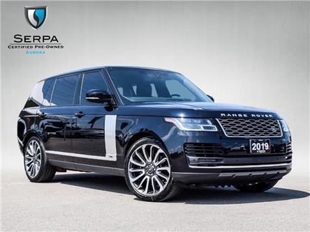 2019 Land Rover Range Rover 5.0L V8 Supercharged (Stk: CP068) in Aurora - Image 1 of 27