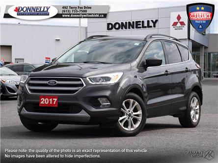 2017 Ford Escape SE (Stk: MU1129) in Ottawa - Image 1 of 28
