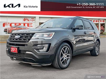 2017 Ford Explorer Sport (Stk: SP22-035A) in Victoria - Image 1 of 25