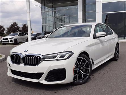 2021 BMW 530i xDrive (Stk: 14435) in Gloucester - Image 1 of 24