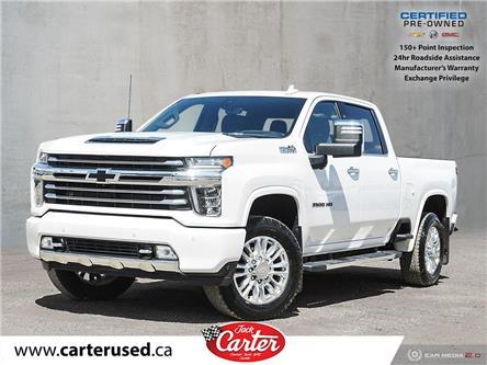 2020 Chevrolet Silverado 3500HD High Country (Stk: 99938U) in Calgary - Image 1 of 29