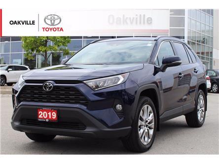 2019 Toyota RAV4 XLE (Stk: 21799A) in Oakville - Image 1 of 18