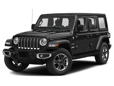 2021 Jeep Wrangler Unlimited Sahara (Stk: M00655) in Kanata - Image 1 of 9