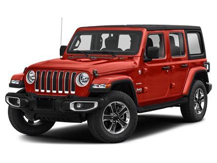 2021 Jeep Wrangler Unlimited Sahara (Stk: M0579) in Québec - Image 1 of 9