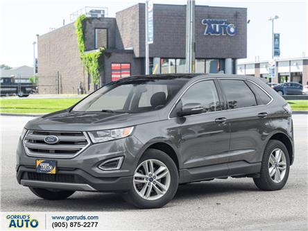 2017 Ford Edge SEL (Stk: B53425) in Milton - Image 1 of 21