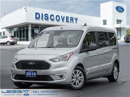 2019 Ford Transit Connect XLT (Stk: 19-09864) in Burlington - Image 1 of 22